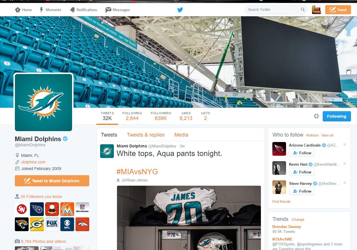 Dallas Cowboys | Miami Dolphins Tickets